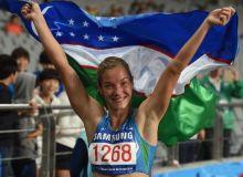 Легкоатлеты Узбекистана продолжают бороться за медали ЧА
