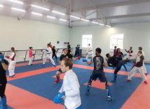 Наши каратисты проводят тренировочные сборы в Челябинске