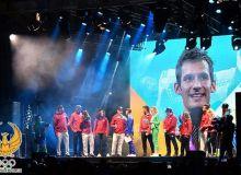 «Буэнос-Айресга хуш келибсиз!» Спортчилар учун концерт-шоу ташкил этилди