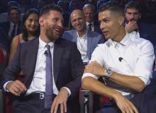 "Лионель Месси: Роналду ""Реал""да қолишини истагандим"