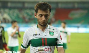 FC Lokomotiv play a 2-2 draw with FC Kokand