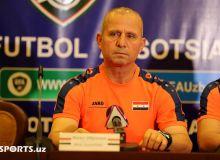 Комментарии Фаджра Ибрагима после матча Узбекистан - Сирия