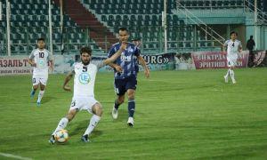 Суперлига: «Согдиана» с минимальным счётом одолела «Металлург»