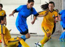 Женские страсти! - второй круг XIV Чемпионата Узбекистана по футзалу.