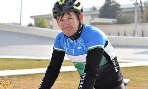 Uzbekistan's Murodjon Kholmurodov finishes 64th in men's road race
