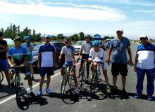 Джизак принимает чемпионат страны по велоспорту