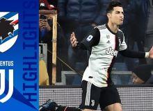 """Роналдунинг голи """"Ювентус""""га навбатдаги ғалабани келтирди (видео)"""