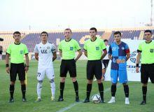 FC Surkhon beat FC Mashal to advance to Uzbekistan Cup quarterfinals