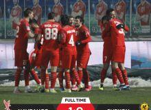 Match Highlights. FC Navbahor 1-0 FC Surkhon