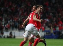 """Бенфика"" - ""Динамо"" Загреб 3:0 (видео)"