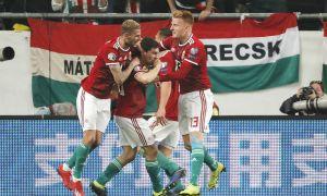 Венгрия - Хорватия 2:1 (видео)