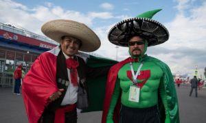 Ана холос! Мексика гуруҳдан чиққани сабабли, Кореяга антиқа тарзда миннатдорчилик билдирди