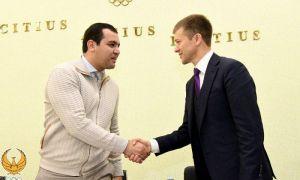 В НОК прошли выборы председателя федерации современного пятиборья