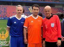 Во имя дружбы: Умид Ахматджанов и звезды футбола провели турнир