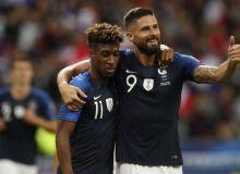 Евро-2020 саралаш босқичида Франция ишончли ғалабага эришди