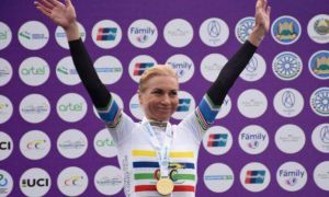 Ольга Забелинская завоевала лицензию на Олимпиаду в Токио