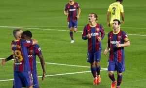 """""""Барселона""""нинг """"Валенсия""""га қарши қайдномаси эълон қилинди. Рўйхатда кимлар бор? (Фото)"""