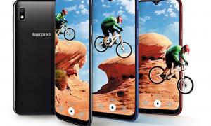 """Samsung A10"" телефонини ютиб олишни истаганлар диққатига!"