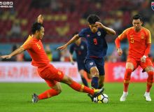 """""""China Cup"""". Каннаваро бошқарувидаги Хитой Таиландга имкониятни бой берди"""