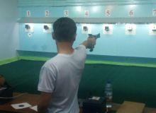 В Навои проходит Кубок Узбекистана по стрельбе