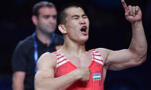 Жалгасбай Бердимуратов — чемпион Азии!