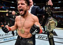 Расман: UFC чемпиони собиқ чемпионга қарши жанг қилади