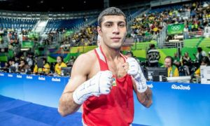 Shakhobiddin Zoirov wins Governor Cup final contest with powerful style of boxing