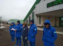 Ўзбекистон аёллар олимпия терма жамоаси навбатдаги йиғинни бошлади