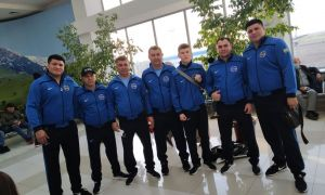 Uzbekistan kickboxing team wins 8 medals in Turkey