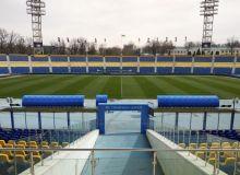 Многострадальная арена Ташкента - стадион
