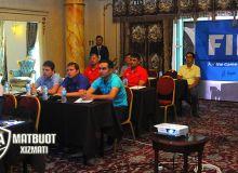 В Ташкенте стартовал семинар для тренеров ЦА