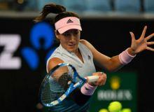 """Гарбин Мугуруса """"Australian Open""""нинг учинчи даврасида"""