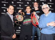 Matchroom Boxing stopped working with Daniel Roman
