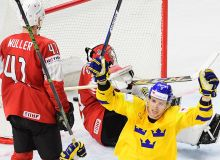 Хоккей бўйича Швеция терма жамоаси жаҳон чемпионлигини қўлга киритди