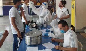 Представители «Пахтакора» прошли тестирование на коронавирус