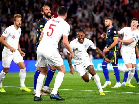 Англия - Косово 5:3 (видео)