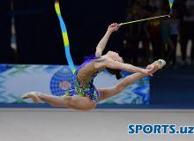Poytaxt spartakiadasi: badiiy gimnastika (foto)