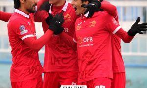 Match Highlights. FC Kokand 0-1 FC Lokomotiv