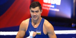 "Dilshodbek Ruzmetov: ""My goal is the Tokyo Olympics, I must not make mistakes!"""