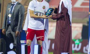 Машарипов признан лучшим игроком финала (Видео)