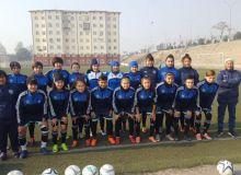 Женская сборная Узбекистана U-19 продолжает сбор в Намангане