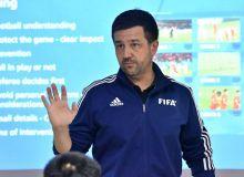 Фархад Абдуллаев провел семинар по внедрению VAR системы