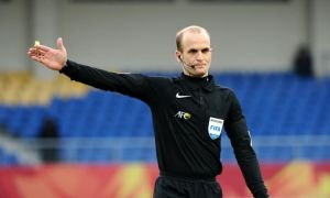 Jordanian referee Adham Makhadmeh to officiate FC Pakhtakor vs Persepolis FC match