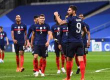 +18. Франция Украина дарвозасига 7 та гол урди (видео)