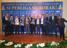 Про-лига чемпиони -
