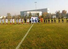 В женской высшей лиге начался второй этап.