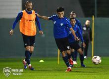 Фотообзор первой тренировки национальной сборной Узбекистана в Дубае