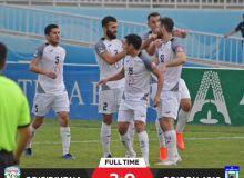 Match Highlights. FC Sogdiana 3-0 FC Kokand