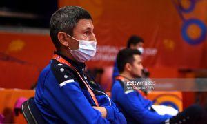 Послематчевые комментарии Баходира Ахмедова о матче против Ирана