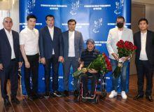 Осиё Паралимпия қўмитаси президенти Ўзбекистонга келди